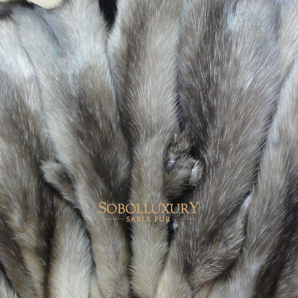 набор седой с серо-платиновым оттенком